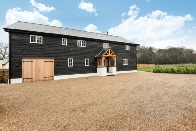 5 bed barn conversion for sale in Standon Lane, Dorking, Surrey