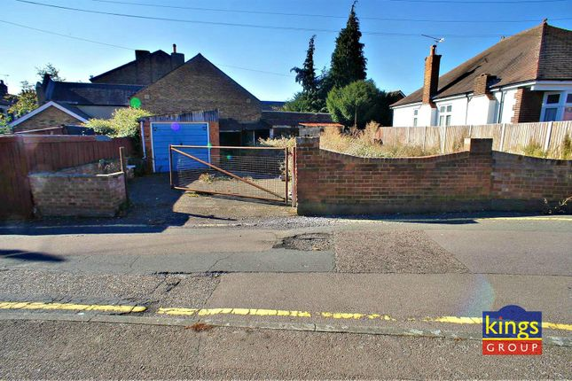 Thumbnail Land for sale in Silver Street, Waltham Abbey