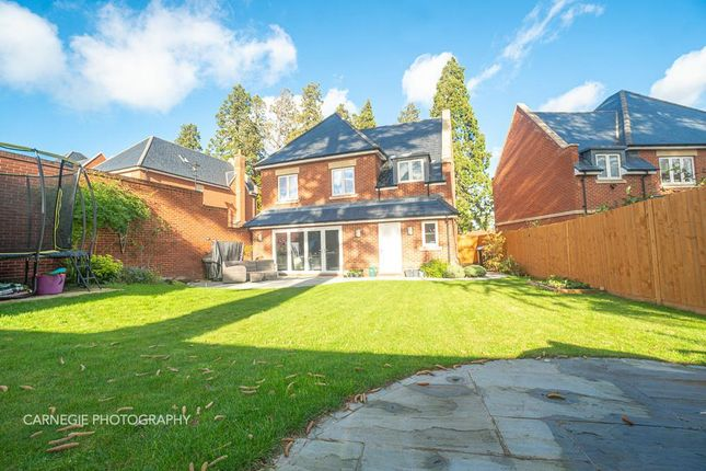 Thumbnail Detached house for sale in Frythe Avenue, Welwyn