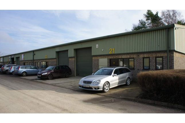 Thumbnail Light industrial to let in Units 19-21 Horcott Industrial Estate, Fairford