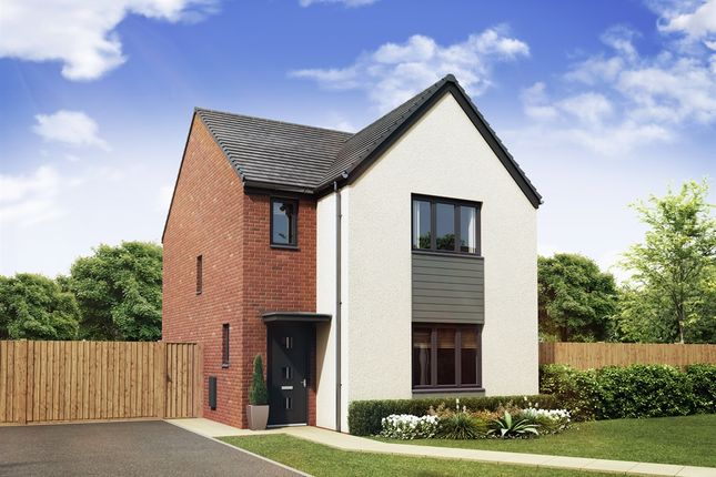 "Thumbnail Detached house for sale in ""The Hatfield "" at Heyford Avenue, Buckshaw Village, Chorley"