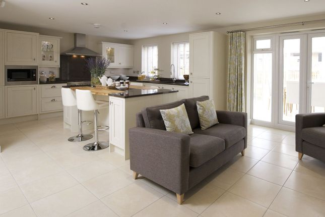 """Thumbnail Detached house for sale in """"Hatherley"""" at Kielder Gardens, Leyland"""