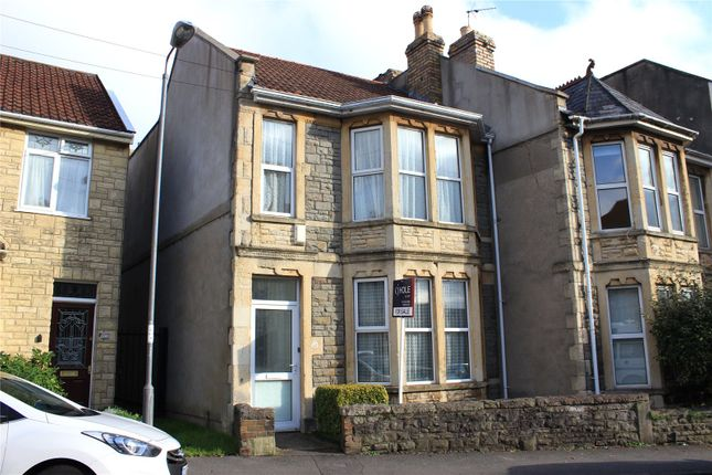 Thumbnail Terraced house for sale in Longmead Avenue, Horfield, Bristol