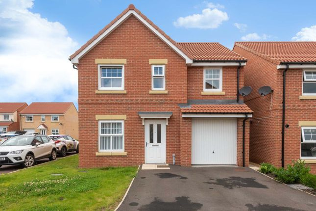 Thumbnail Detached house for sale in Auckland Close, Tyne And Wear