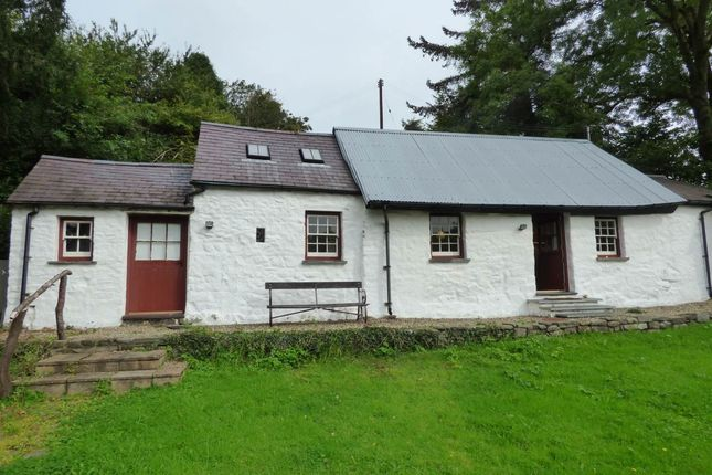 Thumbnail Cottage to rent in Llanarth