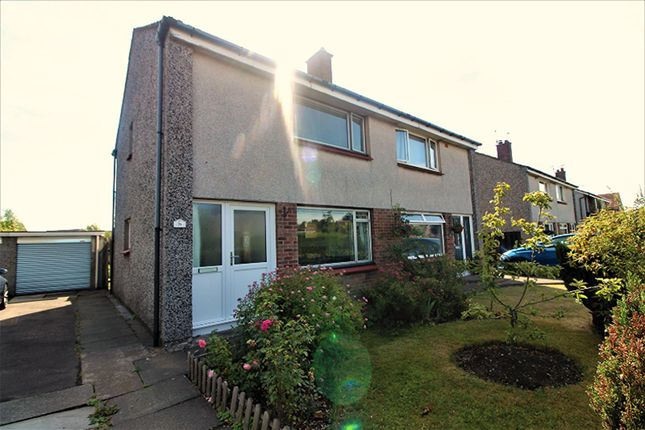 Thumbnail Semi-detached house for sale in Sutherland Drive, Kinross