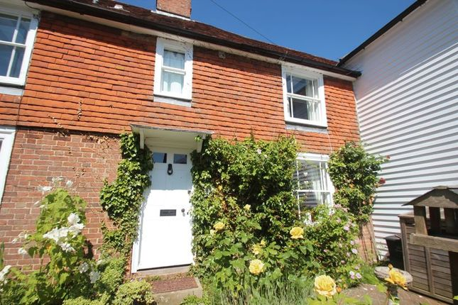 Thumbnail Terraced house for sale in High Street, Ticehurst, Wadhurst
