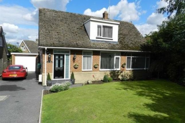 Thumbnail Detached bungalow for sale in The Russets, Sandal, Wakefield