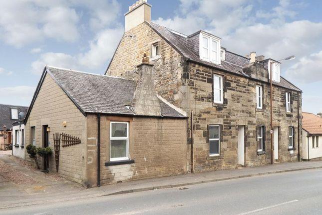 Thumbnail End terrace house for sale in 37 Station Road, Kirkliston