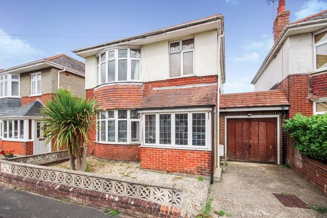 Thumbnail Detached house for sale in Marks Road, Winton, Bournemouth