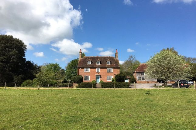 Thumbnail Detached house to rent in Offham, Lewes, East Sussex