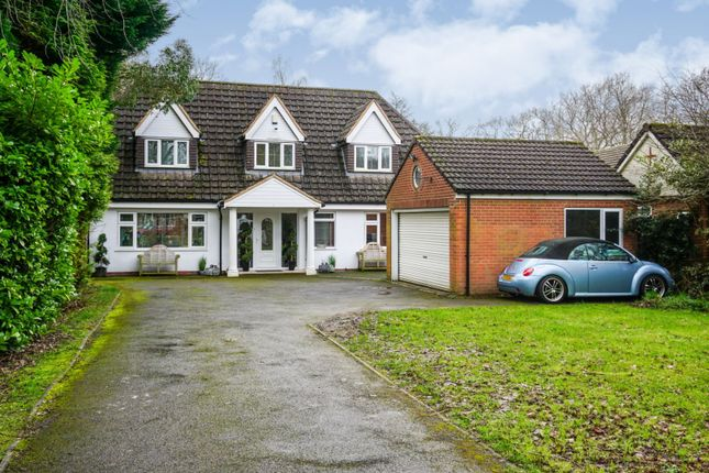 Thumbnail Detached house for sale in Birchy Close, Solihull
