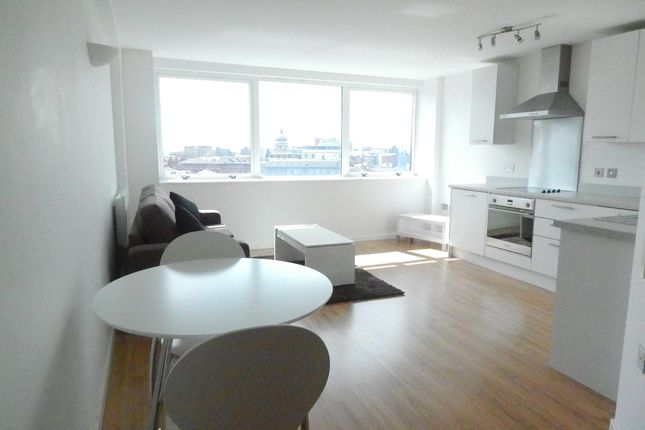 Flat for sale in Huntingdon Street, Nottingham