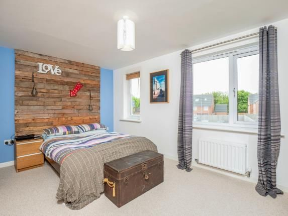 Master Bedroom of Christie Lane, Salford, Greater Manchester M7