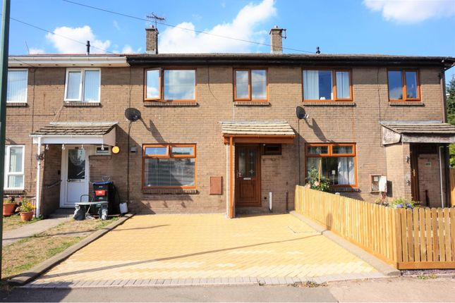 Thumbnail Semi-detached house for sale in St. James Way, Tredegar