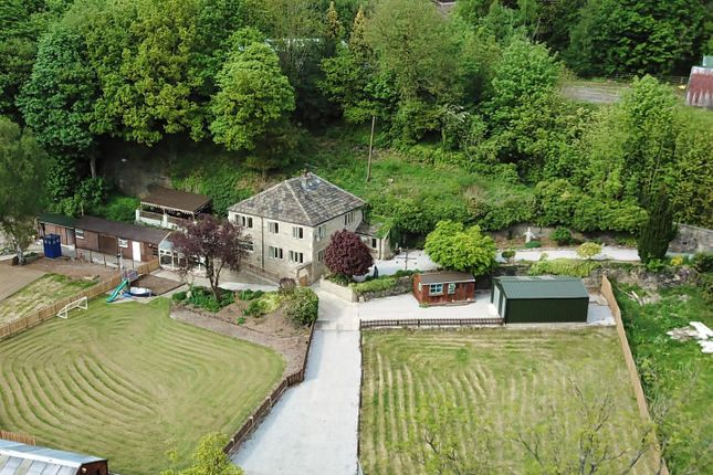 Thumbnail Detached house for sale in Breakneck House, 1 Mytholm, Hipperholme, Halifax