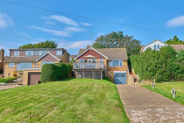 Thumbnail Detached bungalow for sale in Bishopstone Road, Bishopstone, Seaford