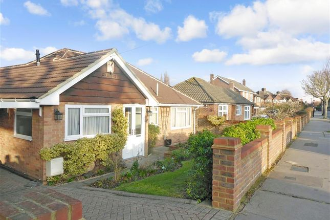 Thumbnail Detached bungalow for sale in Gladeside, Shirley, Croydon, Surrey
