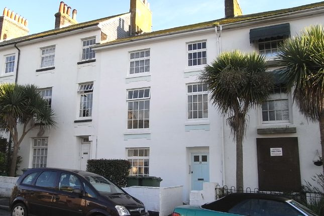 Thumbnail Duplex to rent in Clarence Street, Penzance