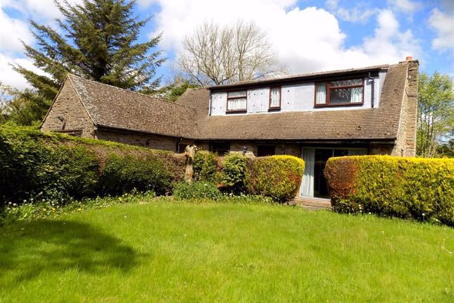 Thumbnail Detached house for sale in Wetton Road, Butterton, Near Leek, Staffordshire