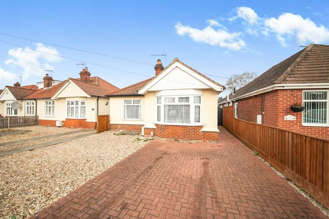 2 bed detached bungalow for sale in Chilton Road, Ipswich