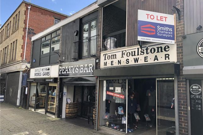 Thumbnail Commercial property to let in 33 The Arcade, Barnsley