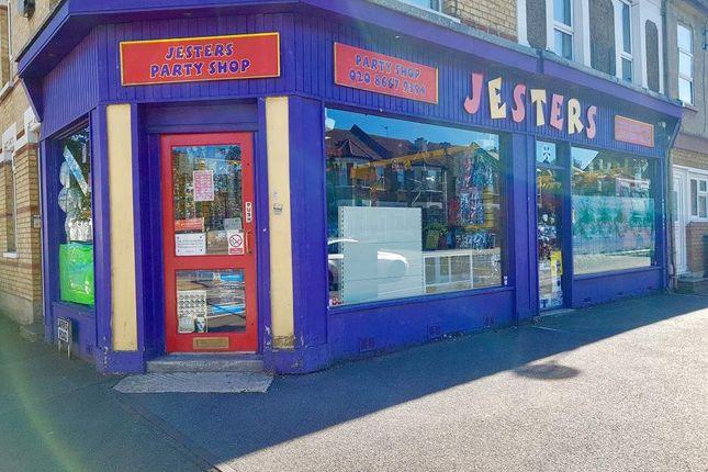Thumbnail Retail premises for sale in Brighton Road, South Croydon