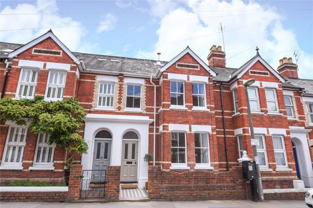 Thumbnail Terraced house to rent in Queen Street, Henley-On-Thames, Oxfordshire