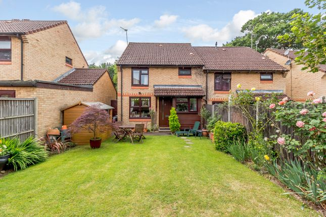 Thumbnail Semi-detached house for sale in Rowhurst Avenue, Addlestone