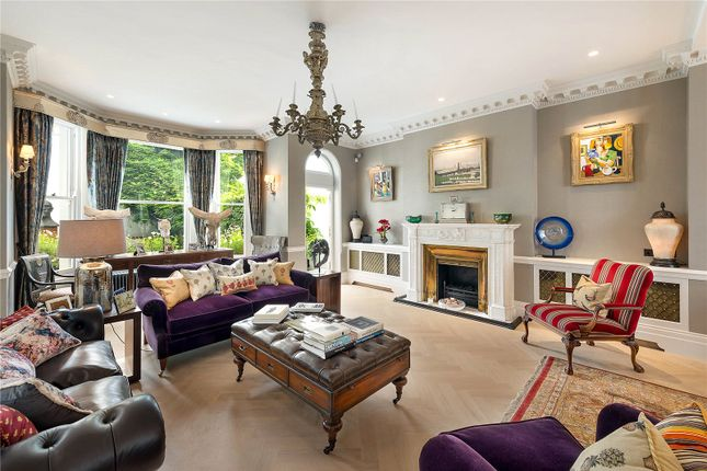 Thumbnail Detached house for sale in Hyde Park Gate, Kensington, London