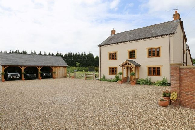 Thumbnail Detached house for sale in Holywell Road, Rhuallt, St. Asaph