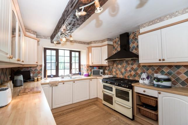 Thumbnail Detached house for sale in Bakestone Moor, Whitwell, Worksop, Nottinghamshire