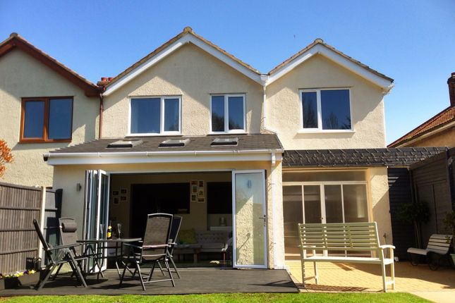 Thumbnail Semi-detached house for sale in Cozens-Hardy Road, Norwich, Norfolk