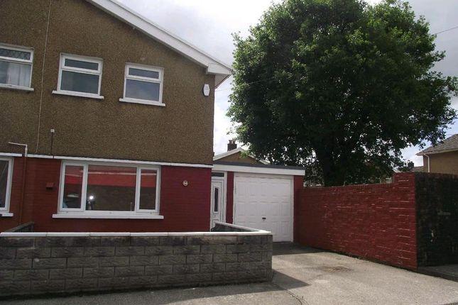 Thumbnail Property to rent in Erw Wen, Pencoed, Bridgend