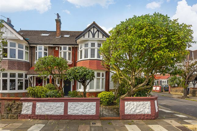 Thumbnail Semi-detached house for sale in Carbery Avenue, Acton