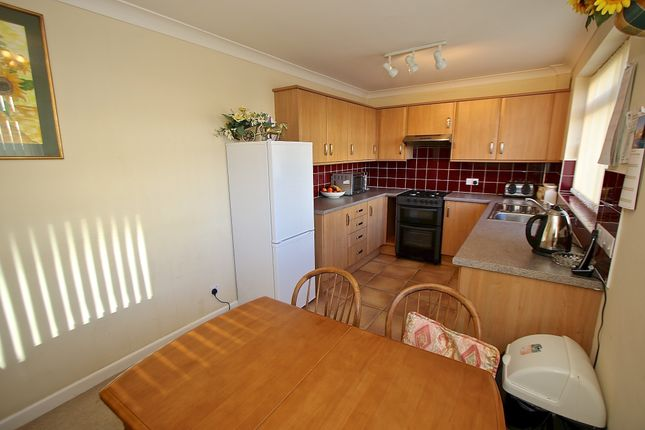 Kitchen of De Moulham Road, Swanage BH19