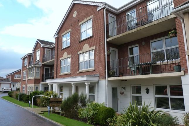 Thumbnail Flat for sale in Poachers Trail, Lytham St. Annes
