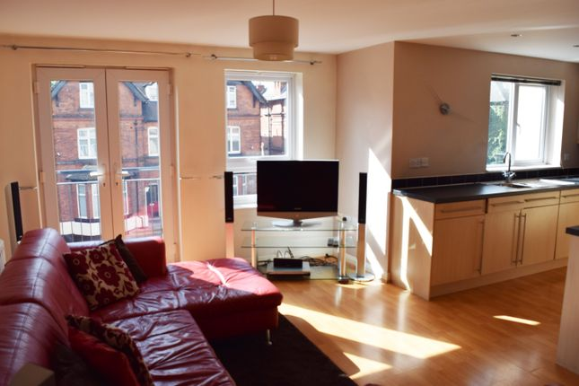 Thumbnail Flat to rent in Uttoxeter New Road, Derby