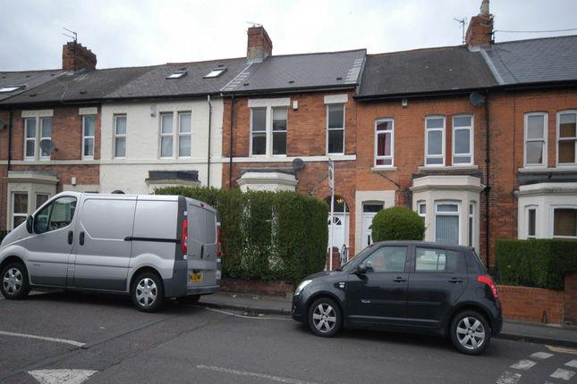 Thumbnail Property for sale in Meldon Terrace, Heaton, Newcastle Upon Tyne