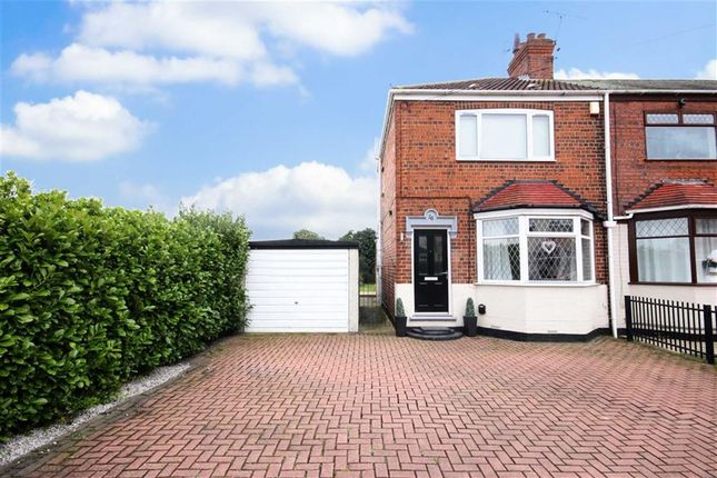 Thumbnail Property for sale in Monic Avenue, Hessle, East Riding Of Yorkshire