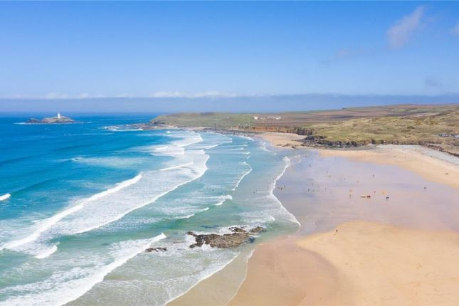 Gwithian Beach of Gwithian Towans, Gwithian, Hayle, Cornwall TR27