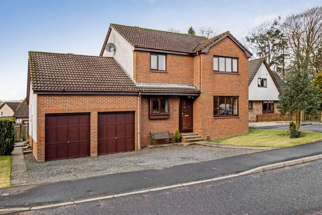 Thumbnail Detached house for sale in West Crook Way, Crook Of Devon, Kinross