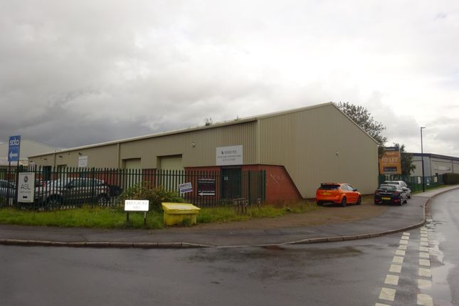 Thumbnail Industrial to let in Unit 6 Longacre Industrial Estate, Longacre Way, Holbrook, Sheffield