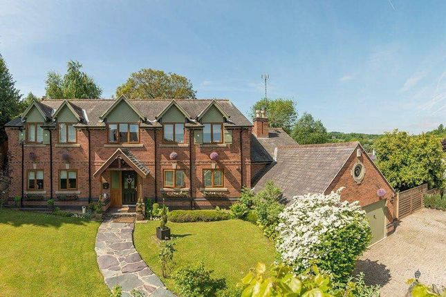 Thumbnail Detached house for sale in Victoria Road, Woodhouse Eaves, Leicestershire