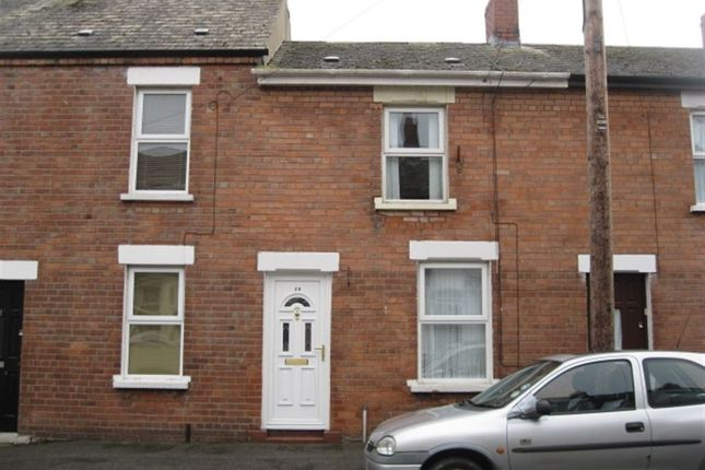 Thumbnail Terraced house to rent in Glenvarlock Street, Belfast