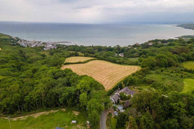 Thumbnail Bungalow for sale in Maenygroes, New Quay