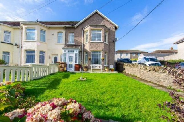 3 bed end terrace house for sale in Penybryn Terrace, Penybryn, Hengoed CF82
