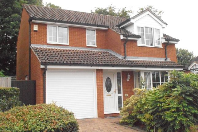 Thumbnail Detached house for sale in Lamb Close, Watford