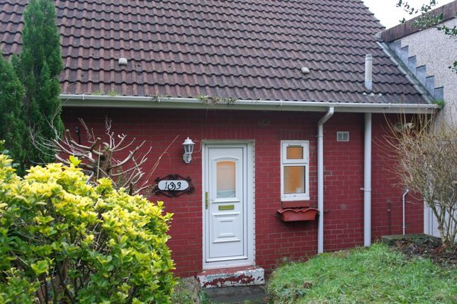 Thumbnail Semi-detached house to rent in Llanllienwen Road, Morriston, Swansea