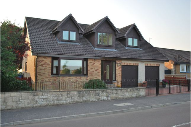 Thumbnail Detached house for sale in Station Road, Larkhall